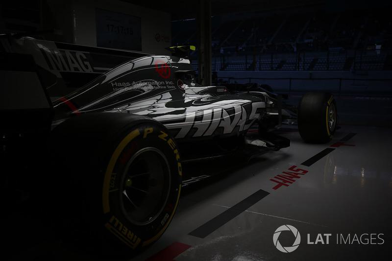 Haas F1 Team VF-17 Кевіна Магнуссена