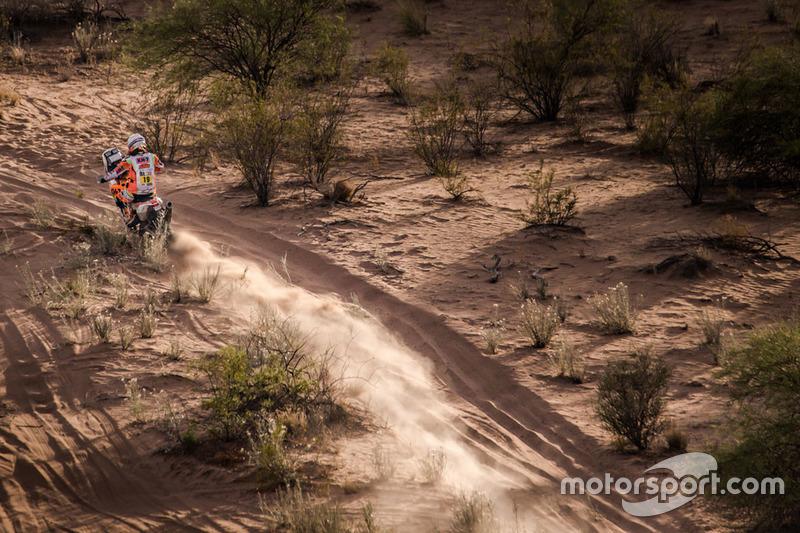 #19 KTM Racing Team: Laia Sanz