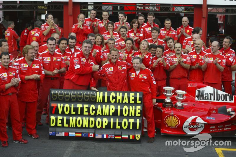 2004 - Ferrari