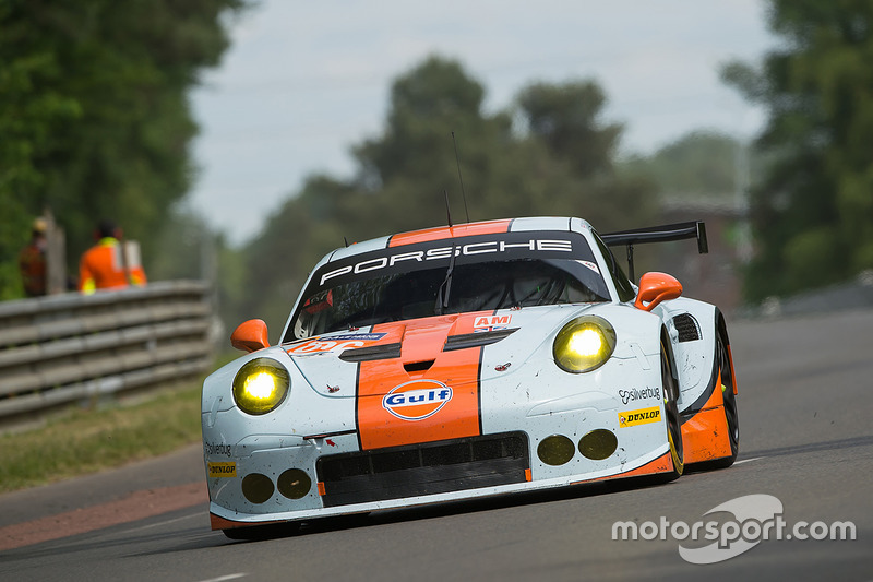 15. GTE-Am: #86 Gulf Racing, Porsche 911 RSR