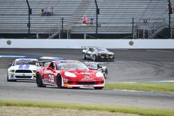 #76 TA3 Chevrolet Corvette, Preston Calvert, Phoenix Performance