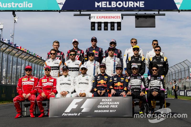 formel 1 2019 australien