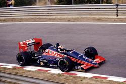 Philippe Alliot, Larrousse/Lola LC87 Ford