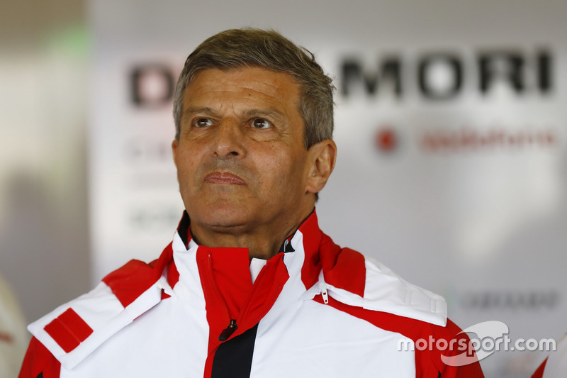 Fritz Enzinger, Director LMP 1 Porsche Team