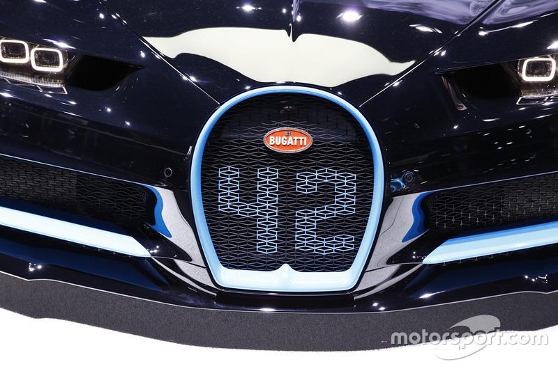 Bugatti Chiron 0-400-0