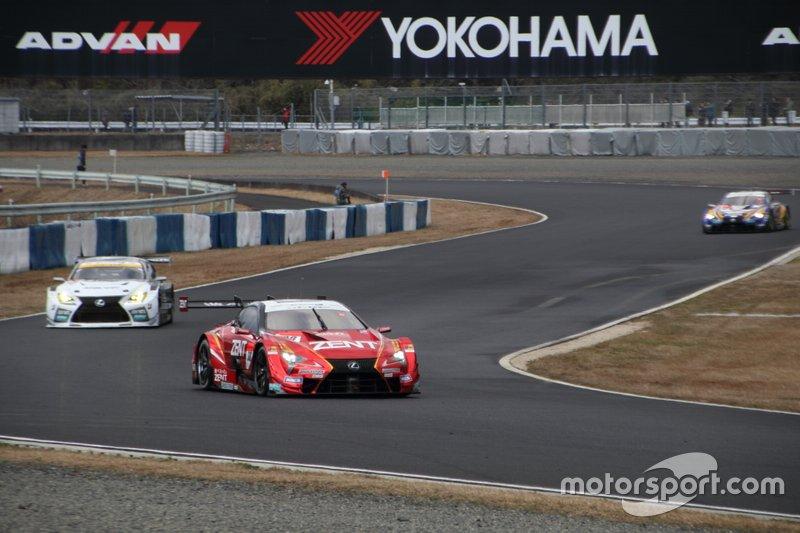Testfahrten Okayama