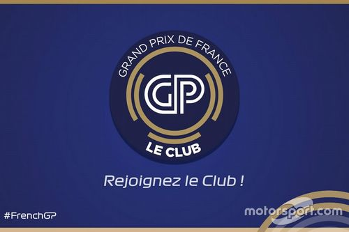 Fransa GP Tanıtımı