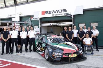 Alex Zanardi, BMW Team RMR
