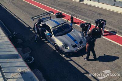 Porsche 911 GT3 Cup unveil