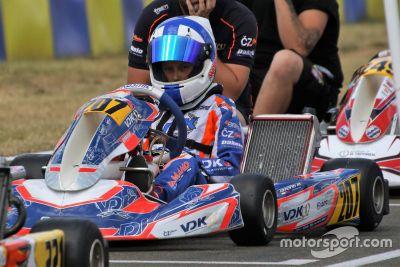 FIA European OK/OKJ Championship - Manche 4