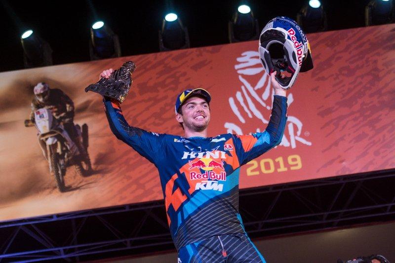 2. #1 Red Bull KTM Factory Racing: Маттіас Валькнер
