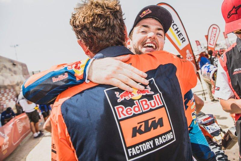 Red Bull KTM Factory Team: Маттіас Валькнер