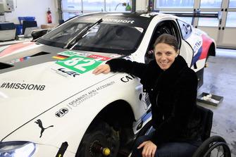 Nathalie McGloin, Comisión de Discapacidad y Accesibilidad de la FIA