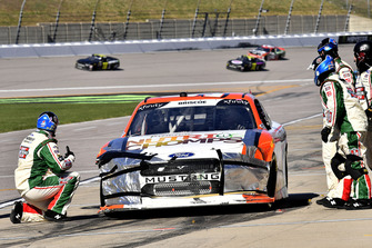 Chase Briscoe, Biagi-DenBeste Racing, Ford Mustang Nutri Chomps