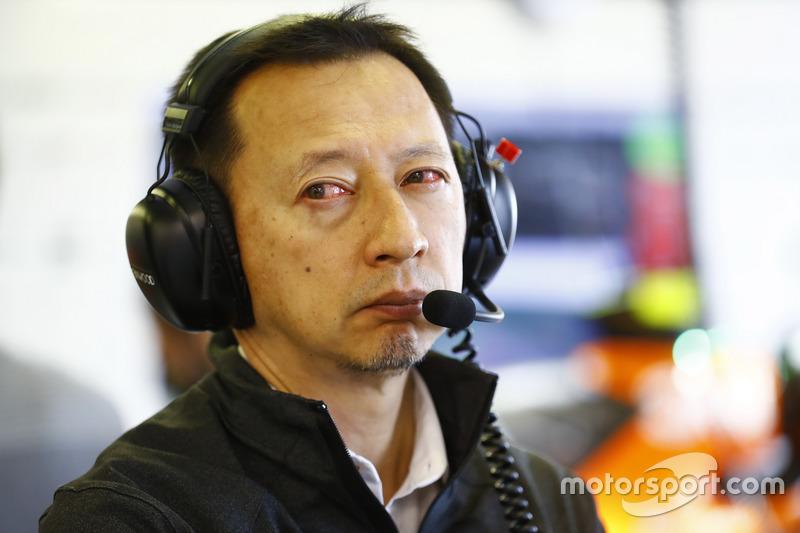 Yusuke Hasegawa, responsable du programme Honda F1