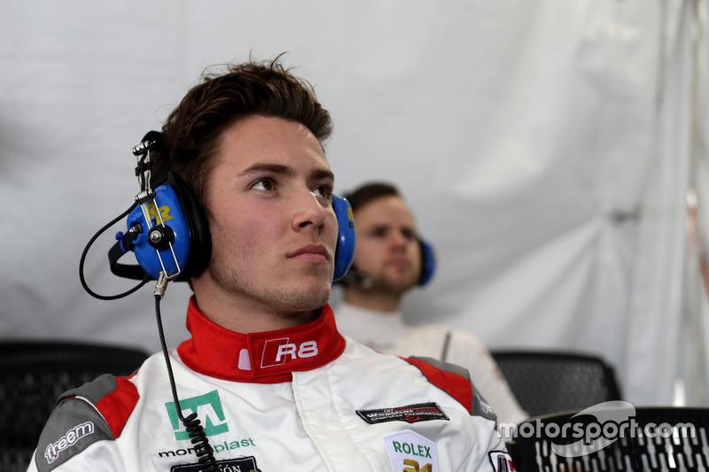 Jeffrey Schmidt, Montaplast by Land-Motorsport
