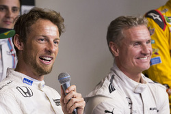 Jenson Button, David Coulthard