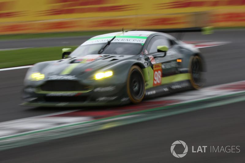 2. GTE-Am: #98 Aston Martin Racing, Aston Martin Vantage