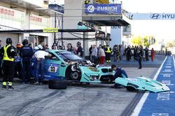 #33 Falken Motorsports, BMW M6 GT3: Peter Dumbreck, Alexandre Imperatori, Stef Dusseldorp, Marco Seefried