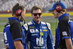 Dale Earnhardt Jr., Hendrick Motorsports, Chevrolet, mit Greg Ives