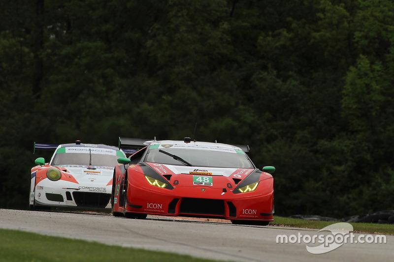 #48 Paul Miller Racing Lamborghini Huracan GT3: Медісон Сноу, Брайан Селлерс