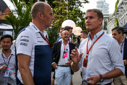David Coulthard, Channel Four TV Commentator