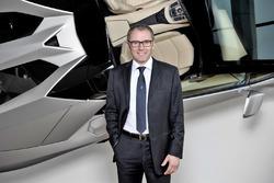 Stefano Domenicali, CEO Lamborghini