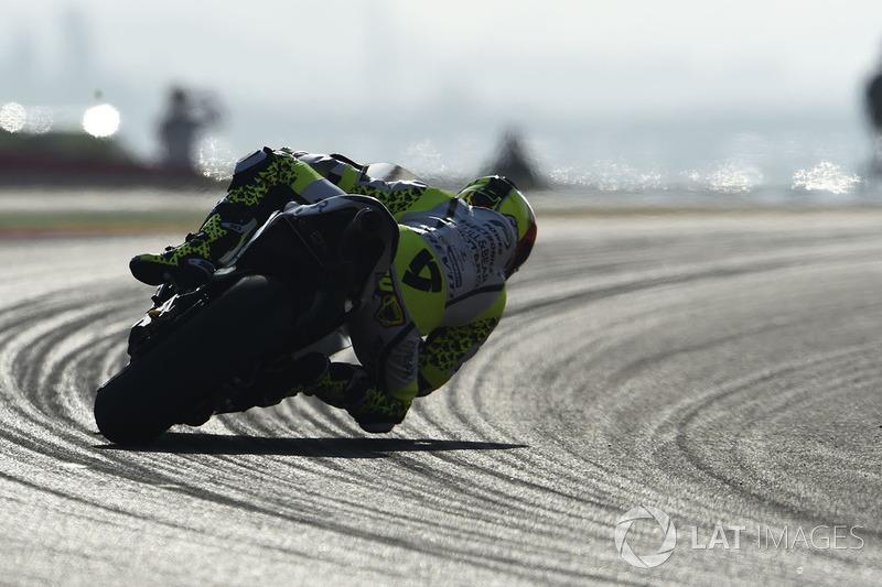 8. Alvaro Bautista, Aspar Racing Team