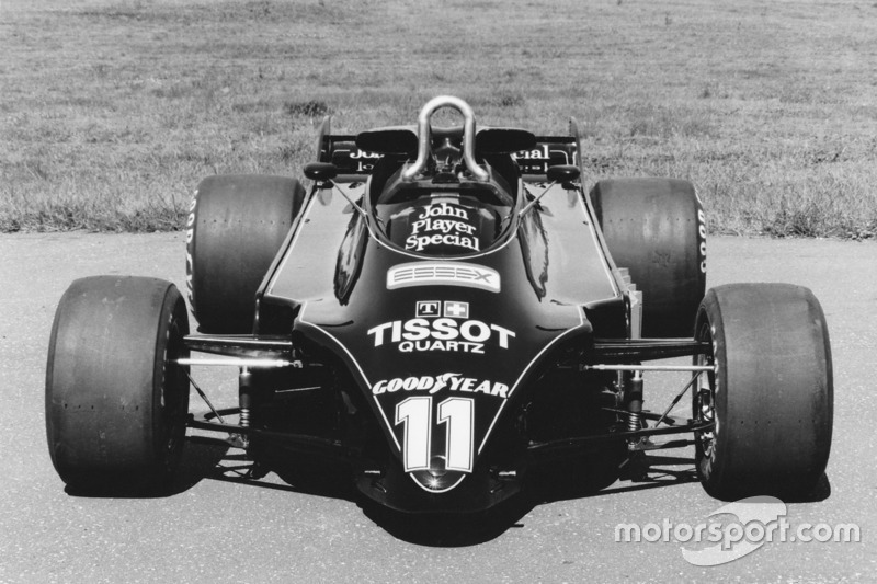 Présentation de la Lotus 88