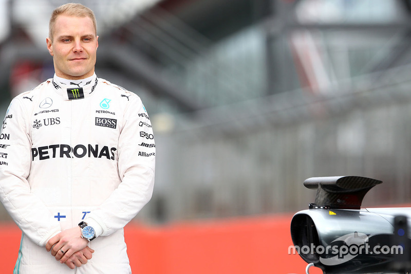 #77 Valtteri Bottas, Mercedes AMG F1 (Contrato hasta final de 2018)