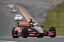 Honda Fastest Seat in Sports 2-seater driven by Mario Andretti
