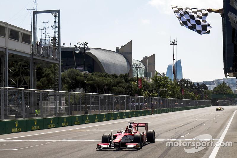 Platz 2 für Charles Leclerc, PREMA Powerteam