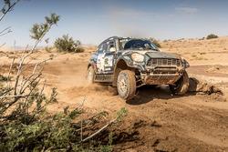 №324 X-Raid Team Mini: Борис Гарафулич и Филипе Пелмейро