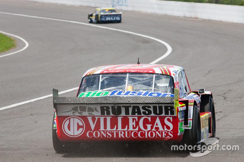 Juan Pablo Gianini, JPG Racing Ford, Emanuel Moriatis, Martinez Competicion Ford