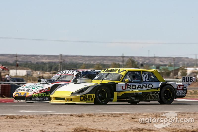 Mauricio Lambiris, Martinez Competicion Ford, Juan Marcos Angelini, UR Racing Dodge