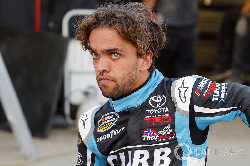 Rico Abreu, ThorSport Racing Toyota