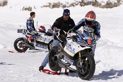 Loris Baz, Avintia Racing MotoGP and Emilio Zamora