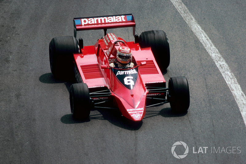 Brabham BT48 с мотором Alfa Romeo (1979)
