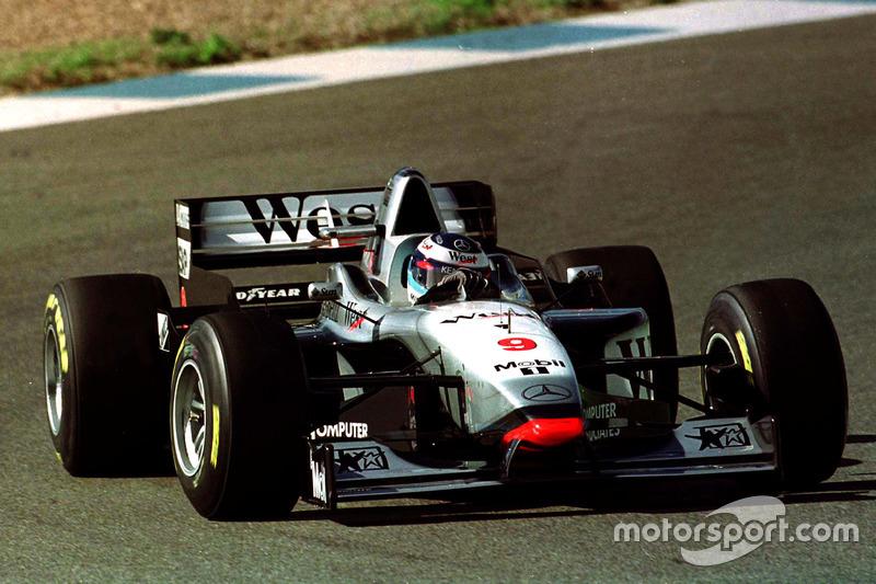 7. Міка Хаккінен, Гран Прі Європи-1997 (96 гонок)