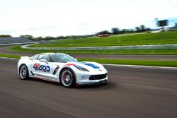 Pace-Car für das 101. Indy 500 am 28. Mai 2017: Corvette Grand Sport