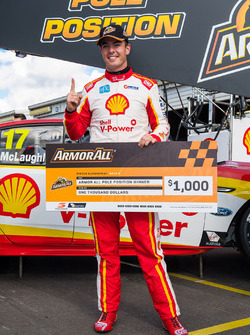 Polesitter Scott McLaughlin, Team Penske Ford
