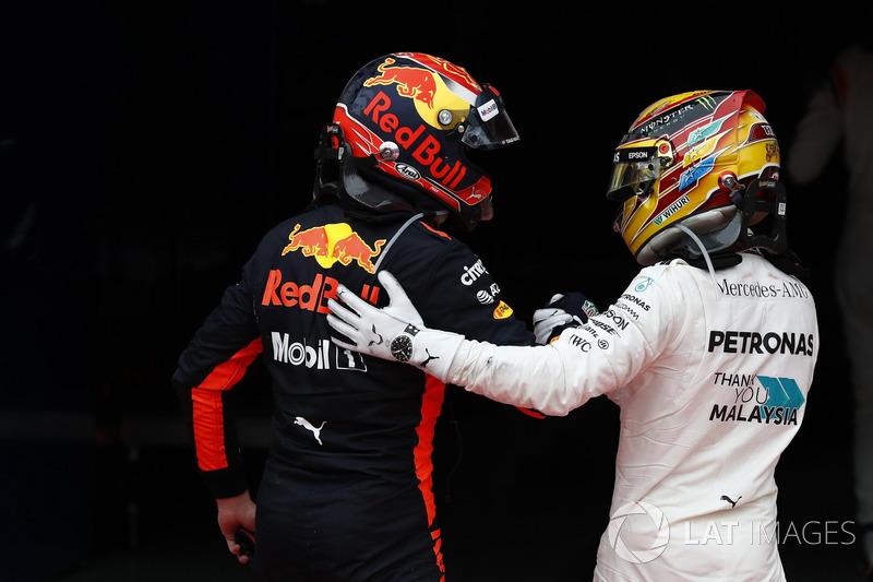 Льюіс Хемілтон, Mercedes AMG F1, Макс Ферстаппен, Red Bull Racing