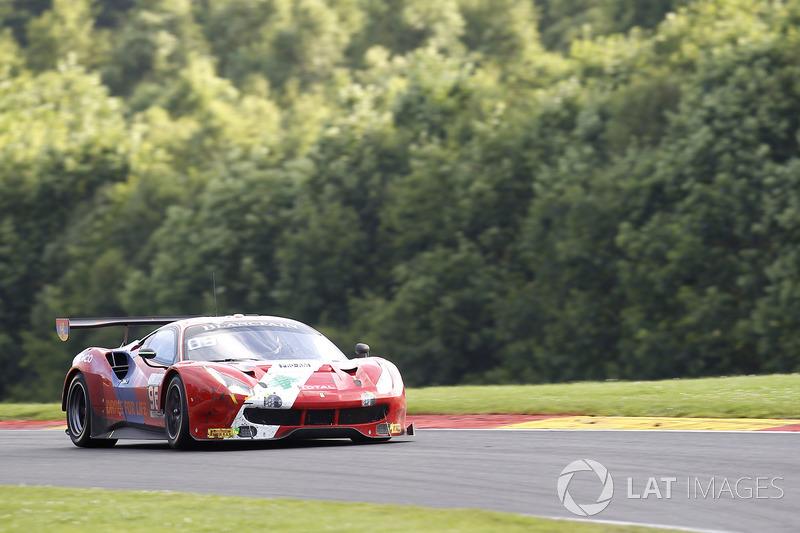 17. #961 Spirit Of Race, Ferrari 488 GT3