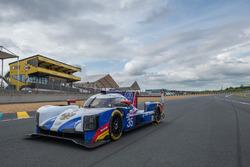 #35 SMP Racing Dallara P217 Gibson: Viktor Shaytar, Harrison Newey, Norman Nato