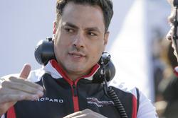 Stephen Mitas, Technical Project Leader Porsche Team