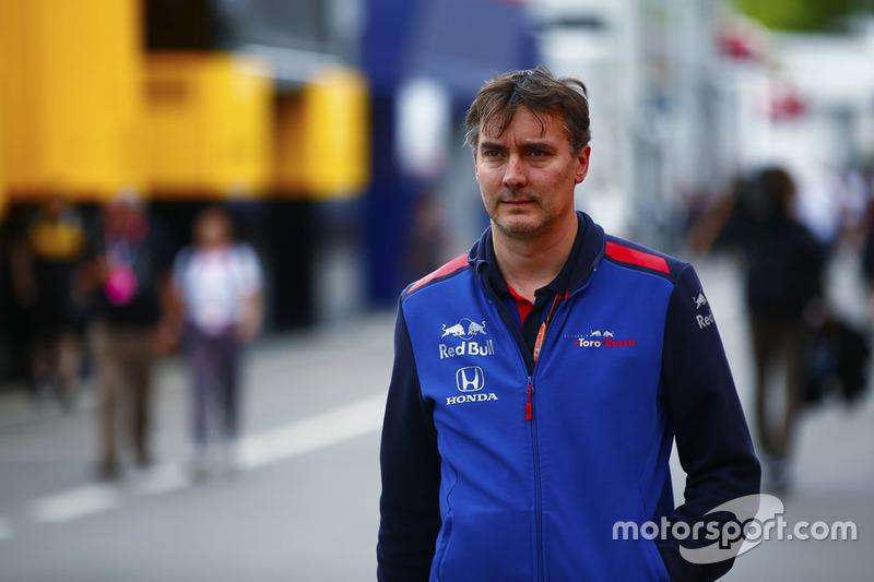 El adiós más confuso de la temporada. McLaren dice que James Key, director técnico de Toro Rosso, estará con ellos en 2019, pero Red Bull insiste en que tiene contrato a largo plazo con ellos.