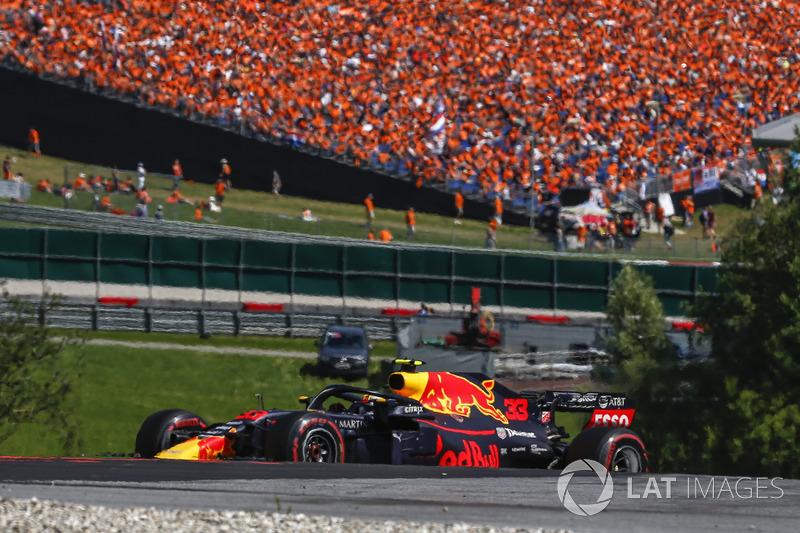 GP de Austria Max Verstappen