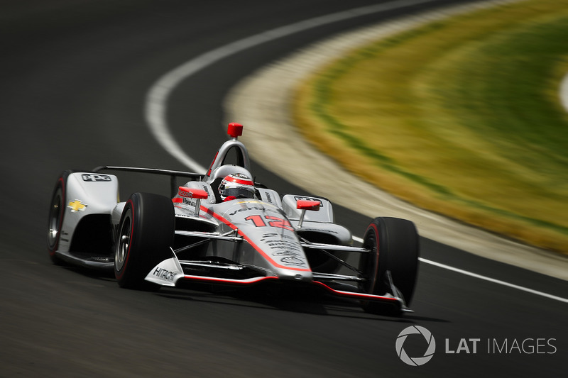 Sieger: Will Power, Team Penske, Chevrolet