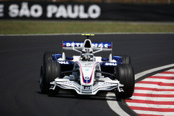 Роберт Кубіца, BMW Sauber F1.07