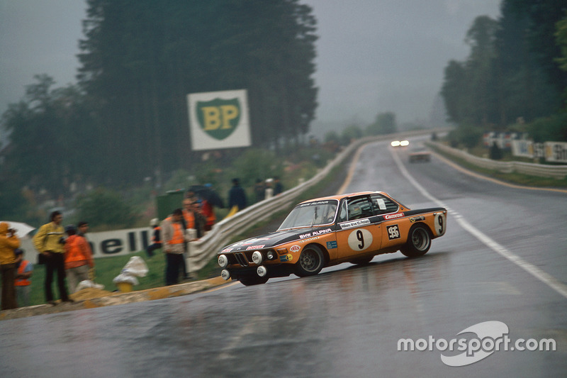 1972: Хельмут Келленерс, Герольд Панкль – Alpina BMW 2800 CS